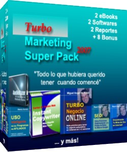 Turbo Marketing Súper Pack 2007